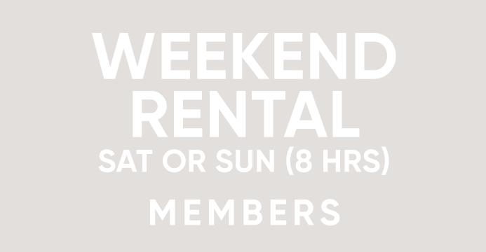 Membership Rental Fee