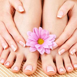 Spa Pedicure & Manicure Combo