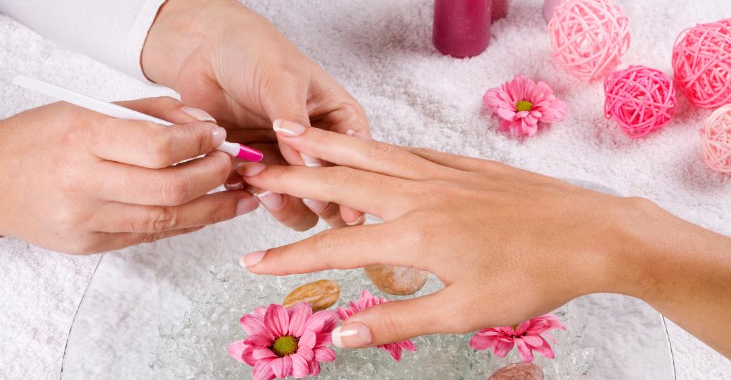 Paraffin Manicure