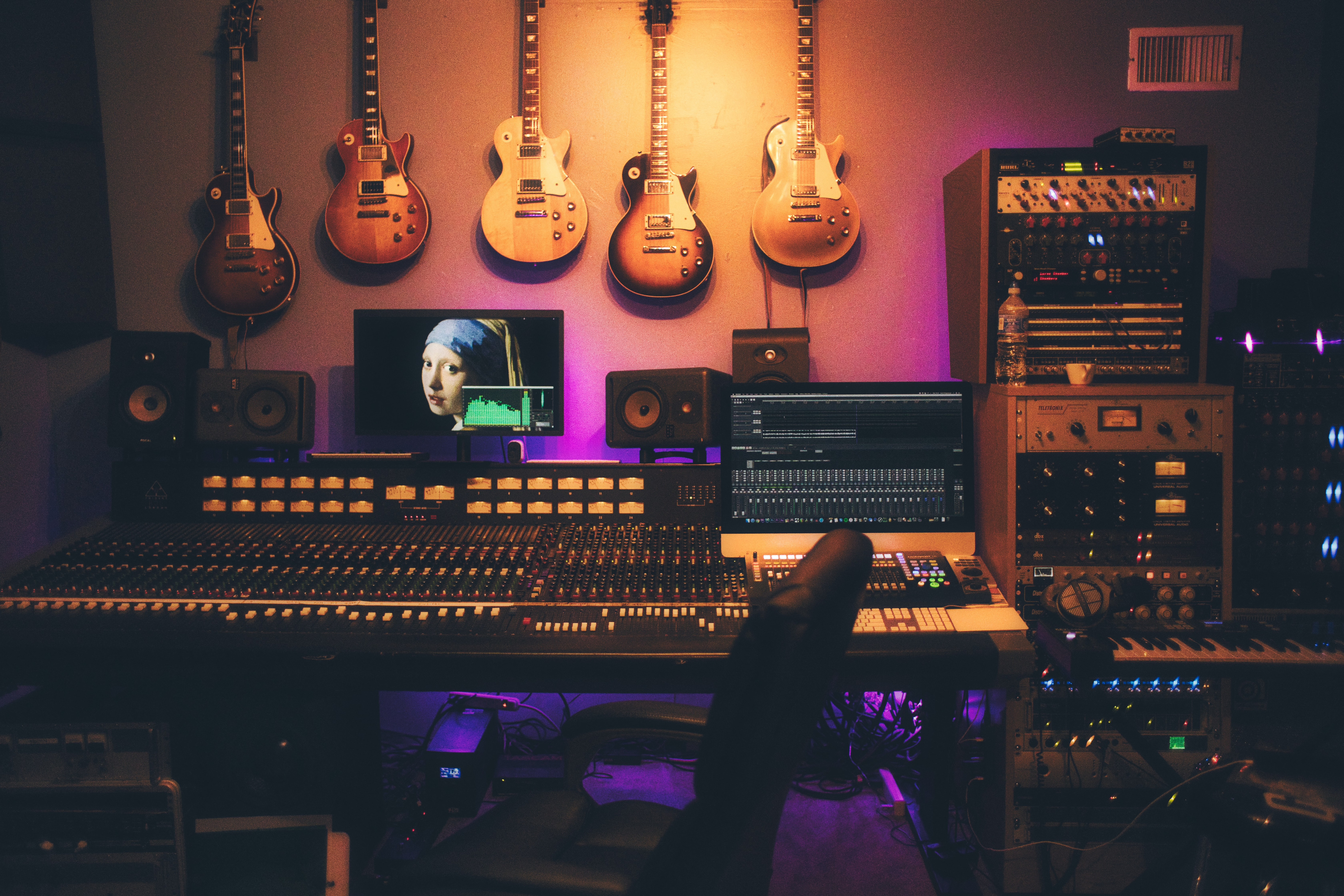 Production, Mixing & Mastering