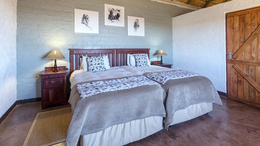 Grootberg Lodge Twin Room