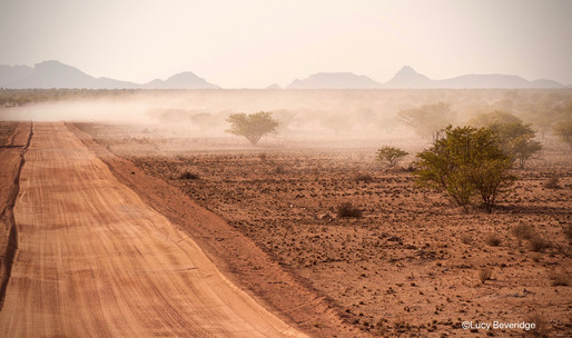 Damaraland Scenery (image Lucy Beveridge)