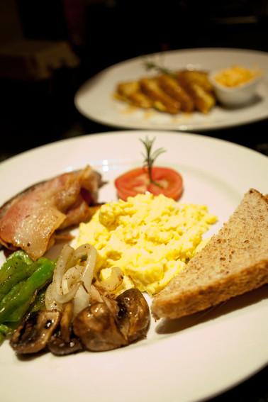 Olive Grove Breakfast