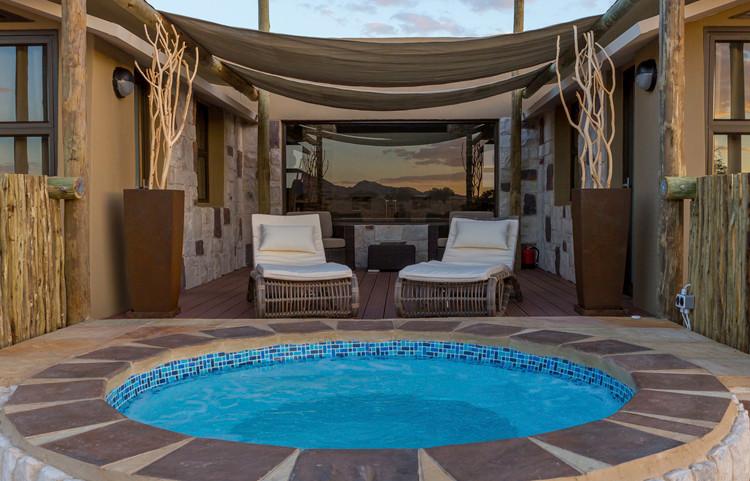 Suite - Plunge Pool