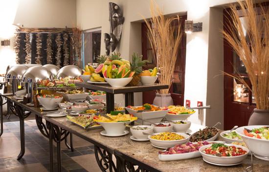 Sossusvlei Lodge - Restaurant