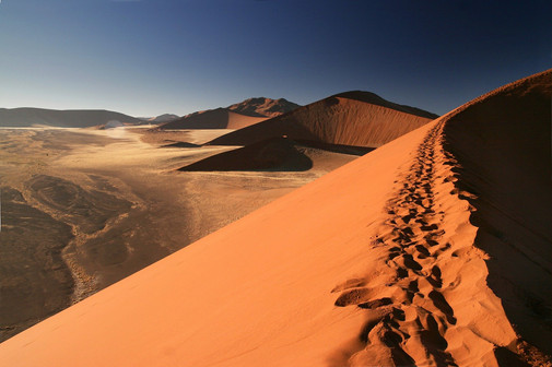 Sossusvlei   (click image to view gallery)