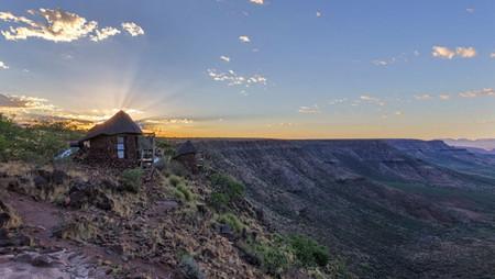 Grootberg Lodge View