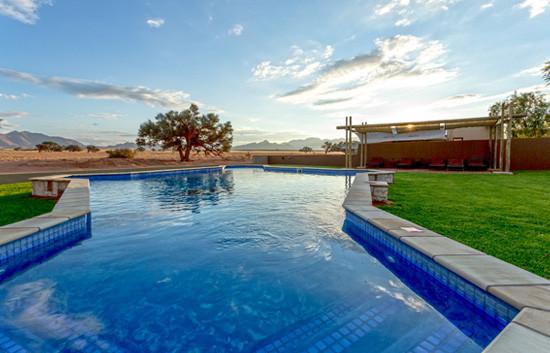Sossusvlei Lodge Swimming Pool