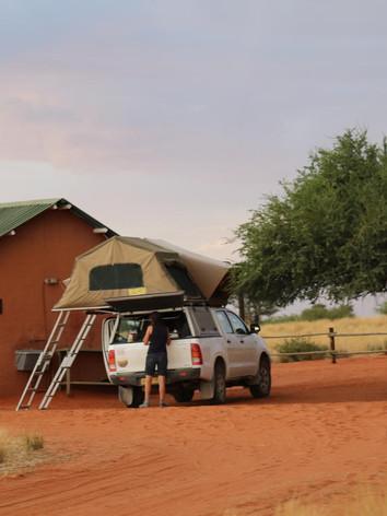 Bagatelle Campsite