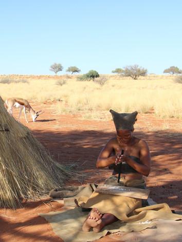 Morning Bushman Walk