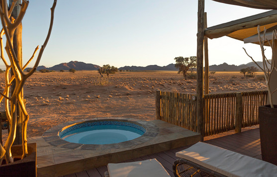 Suite Plunge Pool - Sossusvlei Lodge