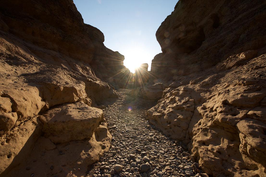 Sesriem Canyon - image Herbert Bock
