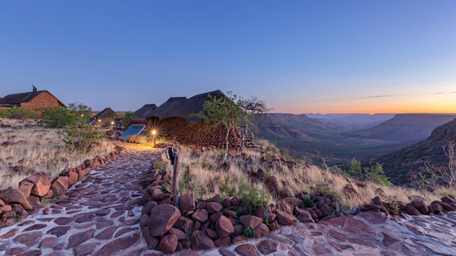 Grootberg Lodge View
