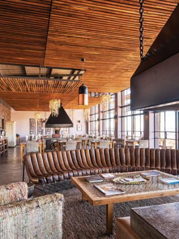 Fish River Lodge - Lounge