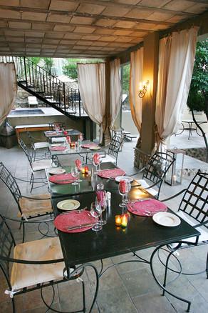 Olive Grove Downstairs Verandah