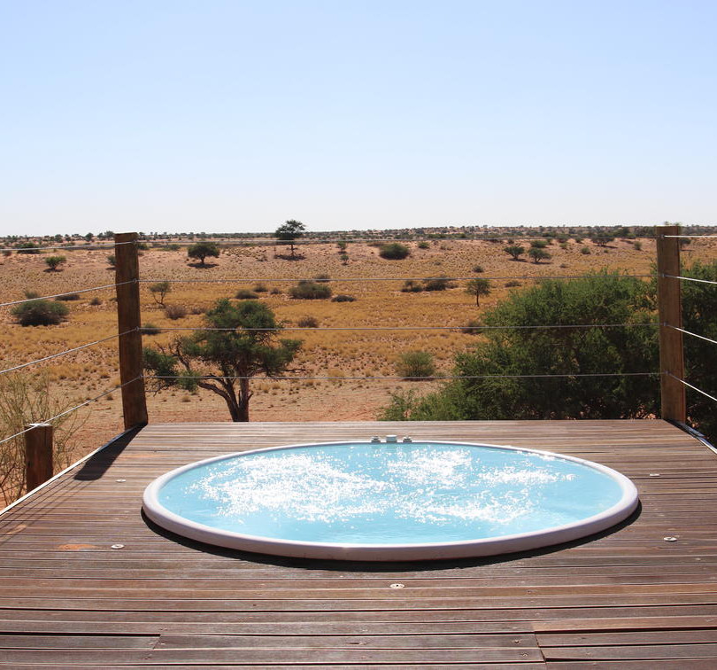 Exclusive Dune Chalet Plunge Pool