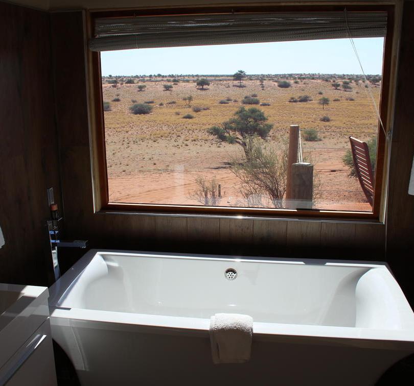 Exclusive Dune Chalet Bathroom