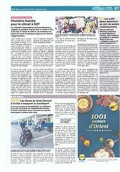 12 Articles de presse VCESQY Handisport.