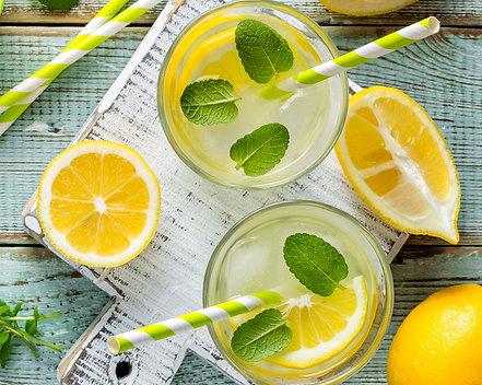 Lemon Mint Tea Gift Sets