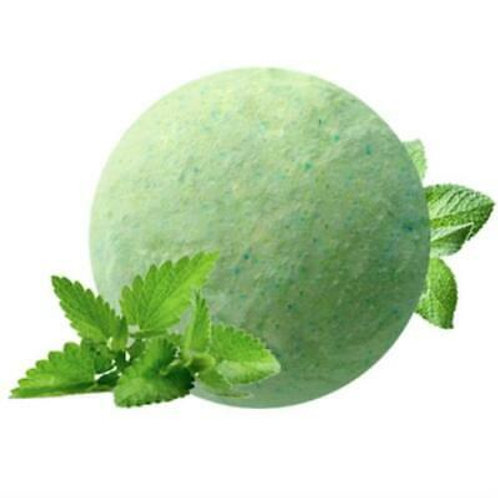 Lemon Mint Tea Bath Bomb