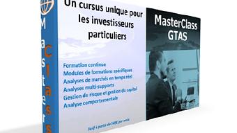 MasterClass Fomation haut de gamme pour les traders