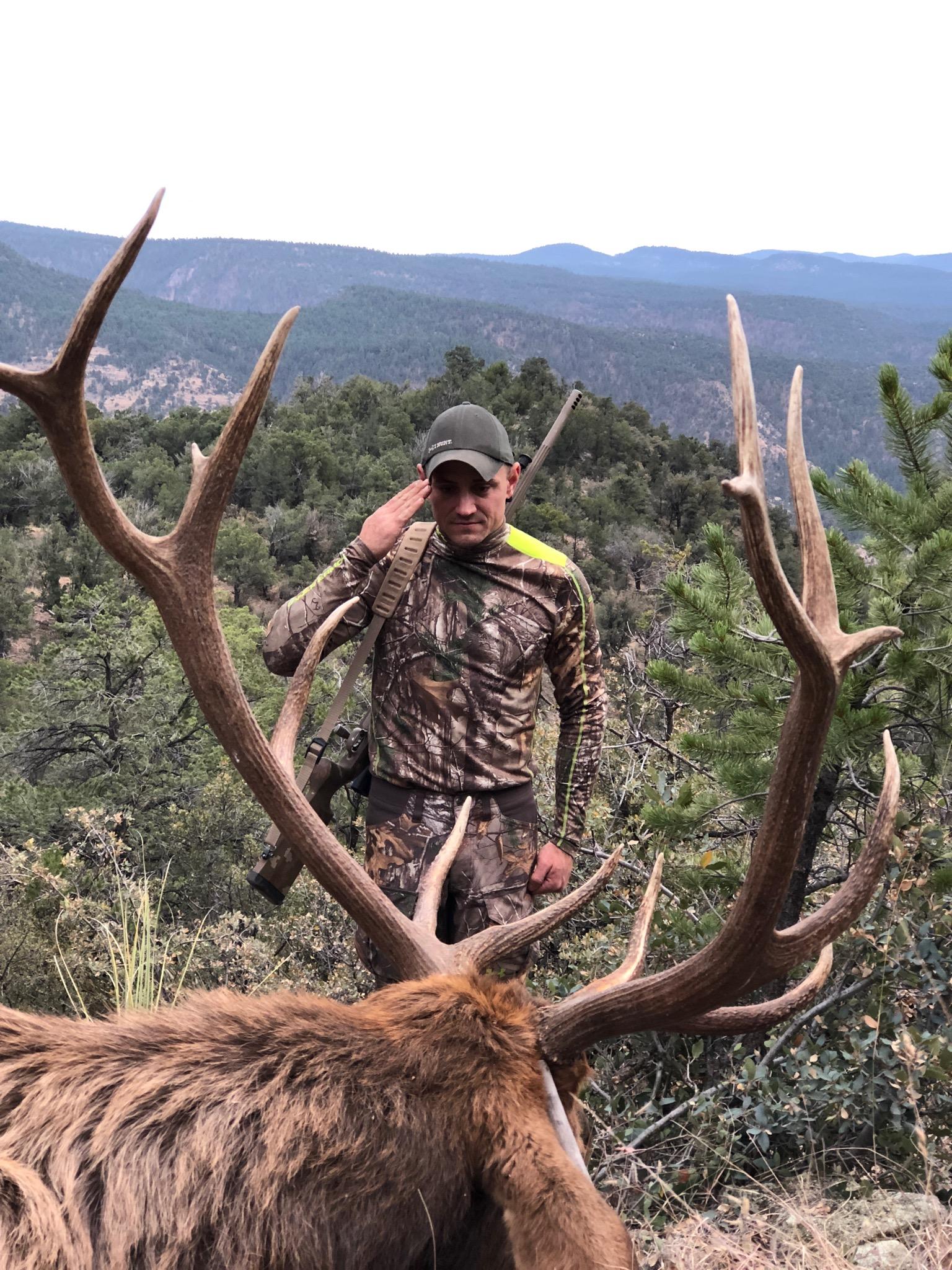 Hunters Salute