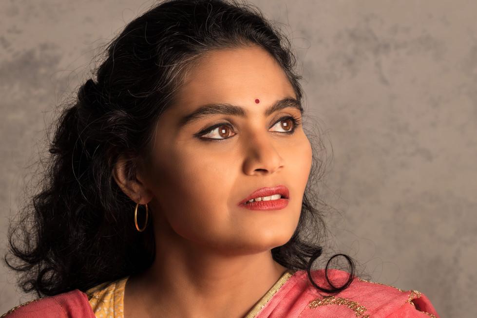 Model: Minti Jain |  Makeup: Mayura Kadur