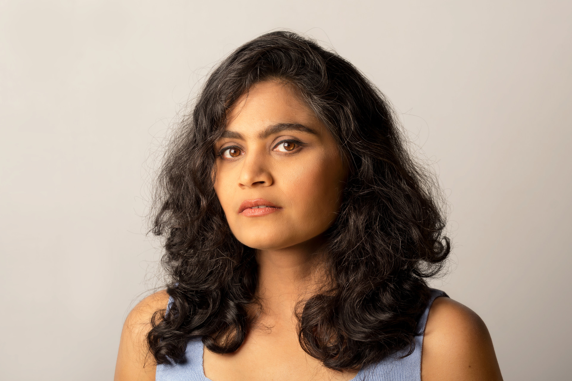 Model: Minti Jain    Makeup: Mayura Kadur
