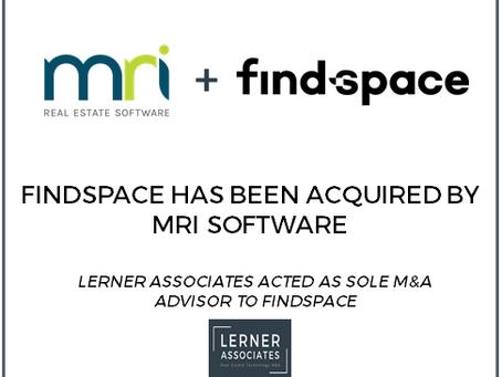MRI Software acquires Findspace