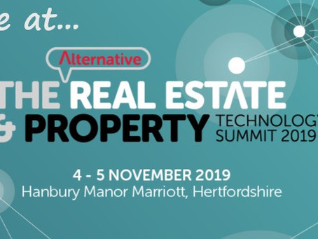 Alternative - Real Estate & Property Technology Summit 2019