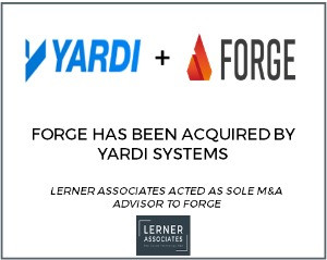 Yardi Systems acquires Forge