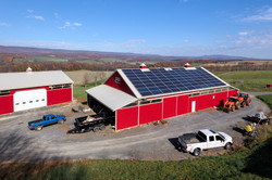 Agricultural Solar Panles