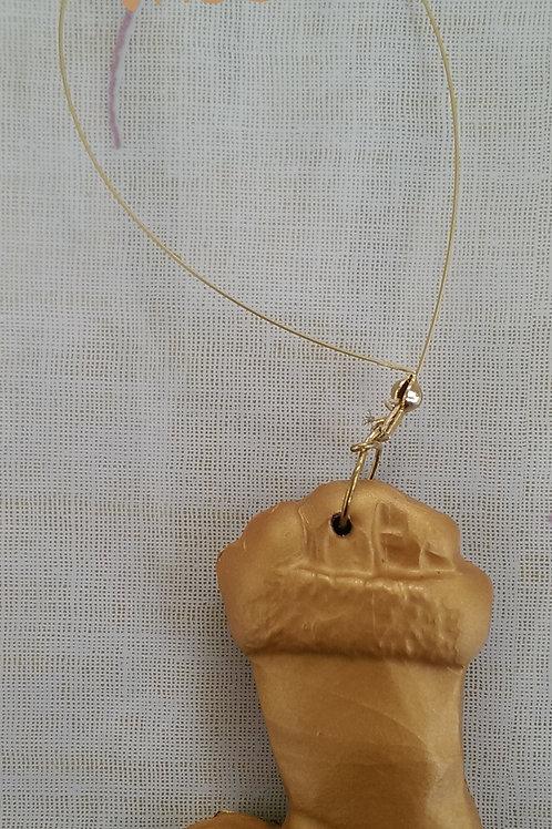 Product 168/2017 (Christmas pendant)