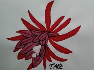 Handmade drawing