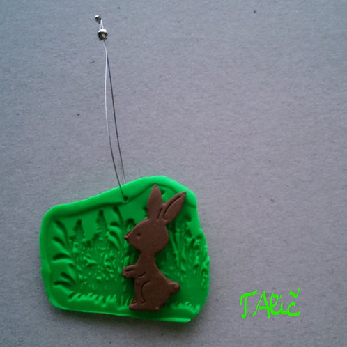 Product 72/2018 (Easter pendant)