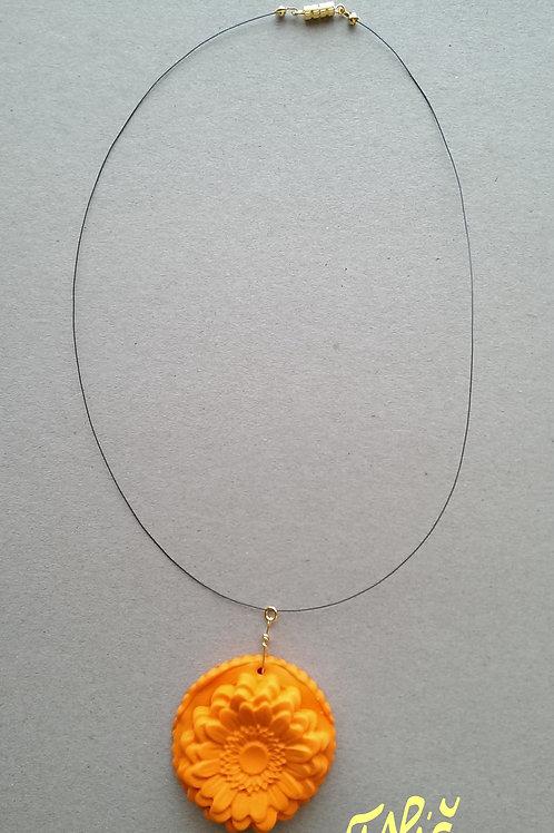 Product 06/2017 (Orange Necklace)