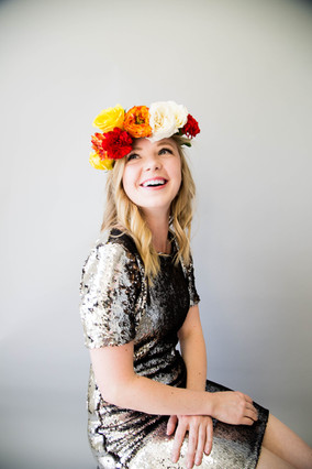 Young Woman with Floral Headdress.jpg