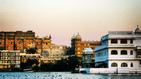 Udaipur, the eternal return...