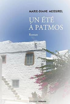 Un été à Patmos, Marie-Diane Meissirel, roman (éditions Fereniki)