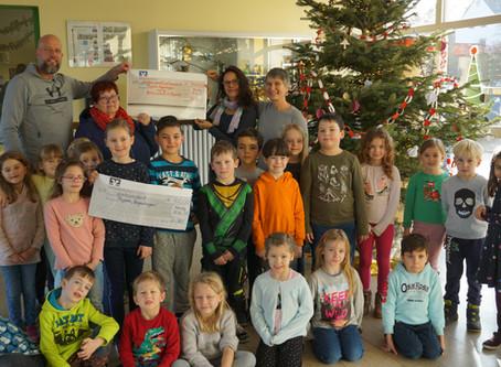 Erfolgreicher Weihnachtsbasar an der Grundschule Pfarrer-Bechtel in Mendig