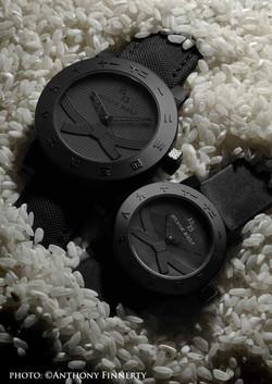 Black Belt Watch