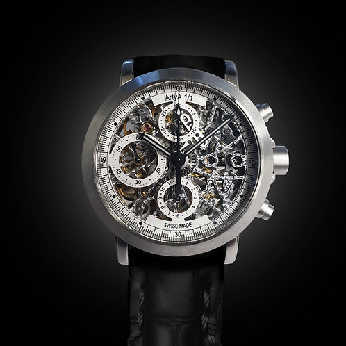 Small Skeleton Chrono