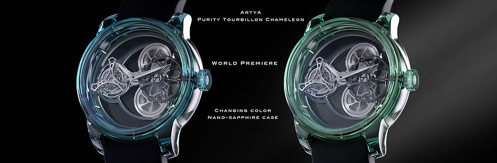 ArtyA Purity Chameleon reduit Blu & green texte.jpg