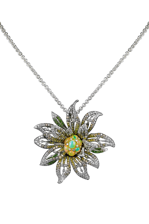 Necklace Edelweiss 1/1