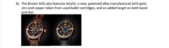 ArtyA Son of a Gun explanation