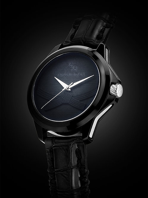 Black Belt Watch by ArtyA