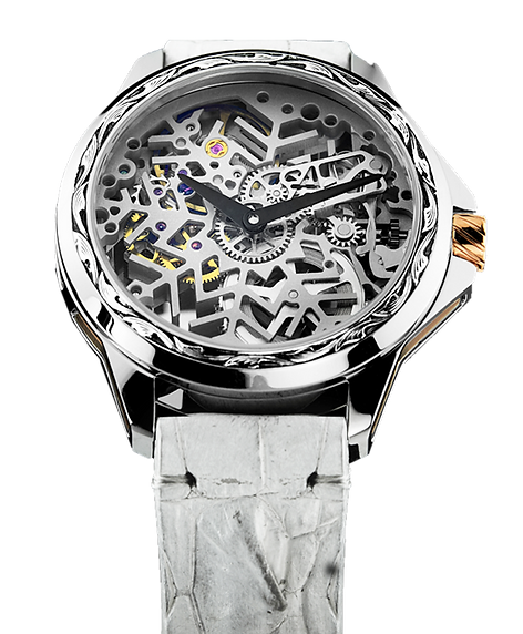 Montre snowflake Alpes