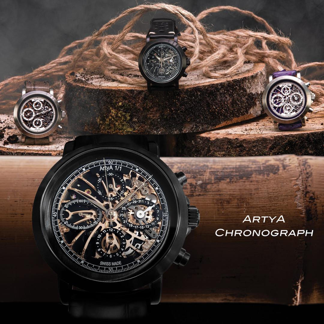 ArtyA Chonograph collection.jpg