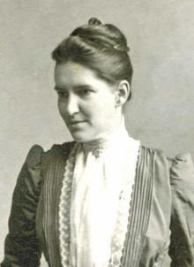 Meet Mrs. George W. (Anna) Lay - First Beaufort Woman's Club President