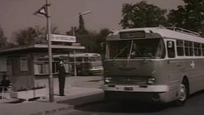 Forgalomátterelés a Veszprém-Alsóörs vasúton   1969